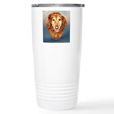 Fletcher the Golden Travel Mug