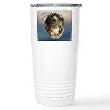 Sheena the Sheepdog Travel Coffee Mug