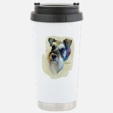 Billi the Schnauzer Thermos Mug