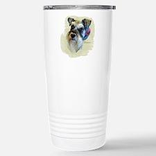 Billi the Schnauzer Travel Mug