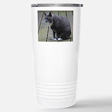 Manx Stainless Steel Travel Mug
