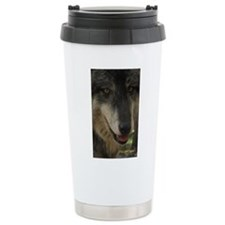 Grey Wolf: Nira Travel Mug