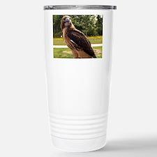 Red tail hawk (2) Travel Mug