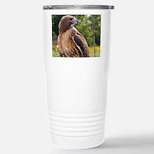 Red Tail Hawk (3) Travel Mug