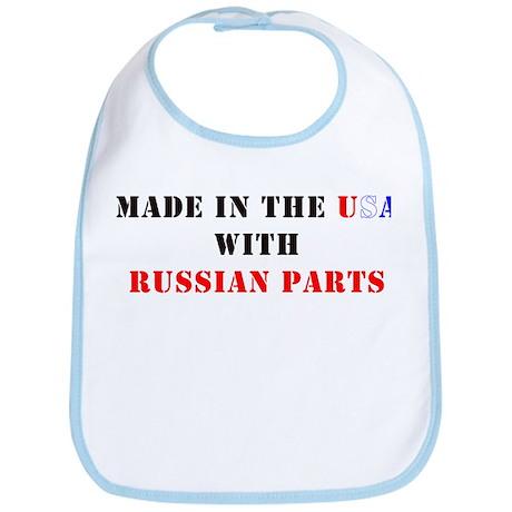 Russian Parts Bib