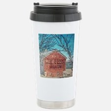 MailPouch Barn Stainless Steel Travel Mug