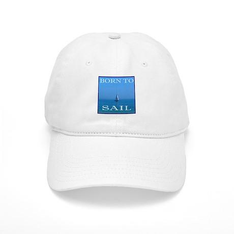 BORN TO SAIL Cap