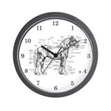 Veterinarian wall clocks Wall Clocks