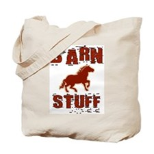 Barn Stuff Horse Tote Bag
