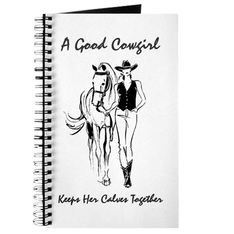Good Cowgirl (horse) Journal
