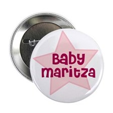 "Baby Maritza 2.25"" Button (100 pack)"