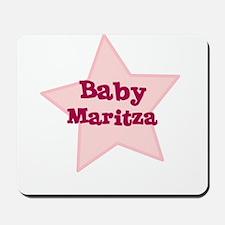 Baby Maritza Mousepad