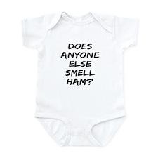 Does Anyone Else Smell Ham? Infant Bodysuit