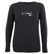 A logo for a podcast Shirt