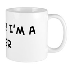 Trust Me: Butler Small Mug