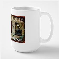 Large Demonica Book Mug