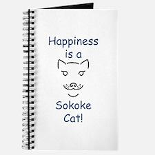 Sokoke Cat Journal