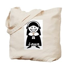 I-Nun Tote Bag