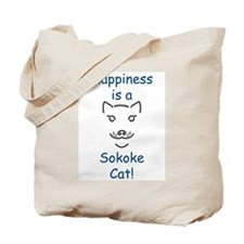 Sokoke Cat Tote Bag
