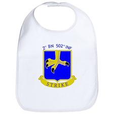 2nd BN 502nd INF Bib