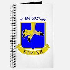 2nd BN 502nd INF Journal
