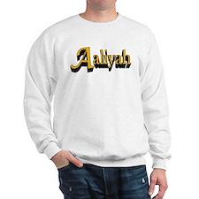 Aaliyah Name Sweater