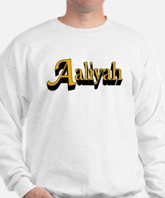 Aaliyah Name Sweater