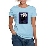 Rooster Ghost Women's Light T-Shirt