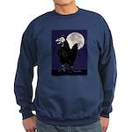 Rooster Ghost Sweatshirt (dark)