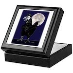 Rooster Ghost Keepsake Box