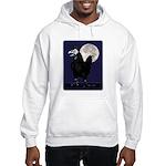 Rooster Ghost Hooded Sweatshirt