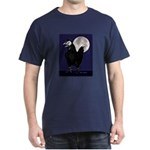 Rooster Ghost Dark T-Shirt