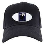 Rooster Ghost Black Cap