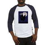 Rooster Ghost Baseball Jersey