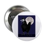"""Rooster Ghost 2.25"""" Button (10 pack)"""