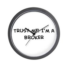 Trust Me: Broker Wall Clock