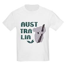 Australia Koala Bear Vintage T-Shirt