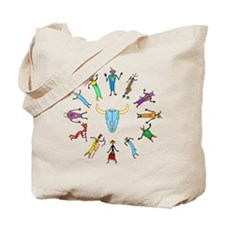 Sacred Circle - Women's Tote Bag