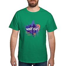 NEW MOON wolf girl T-Shirt