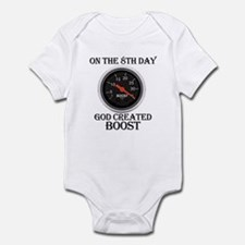 God Created Boost Infant Bodysuit