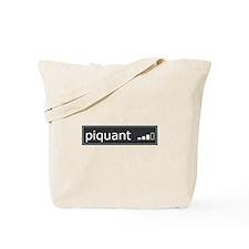 Piquant Tote Bag