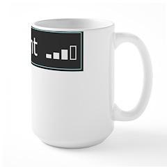 Piquant Large Mug
