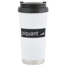 Piquant Stainless Steel Travel Mug