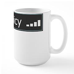 Extraspicy Large Mug