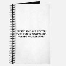 Spay & Neuter Journal