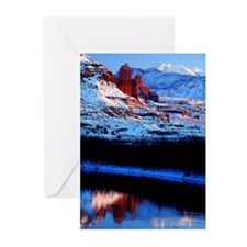 Fisher Towers Greeting Cards (Pk of 10)