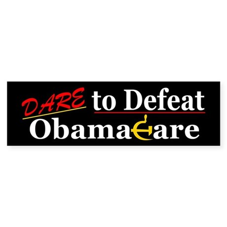 Dare to defeat ObamaCare