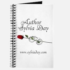 Author Sylvia Day Journal