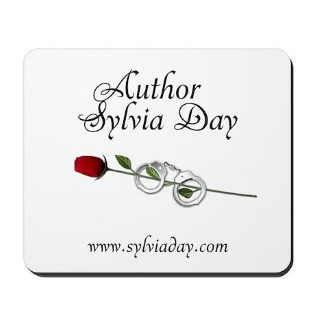 Author Sylvia Day Mousepad