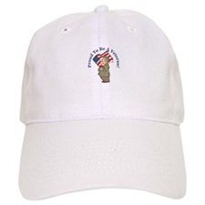 Proud To Be A Vet! Baseball Cap